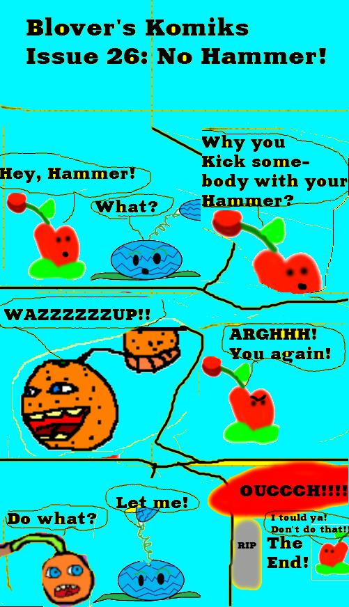 No Hammer!