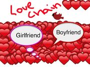 Love Chain drawing