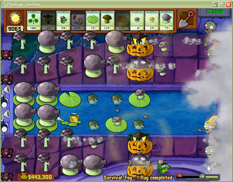 799 Balloon Zombie vs 1 Blover Epic Plants Hack Zombies