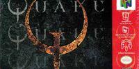 Quake (Nintendo 64 version)