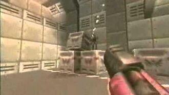 Quake II Promotional Commrecial