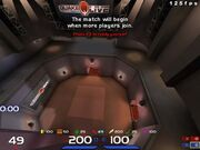 Quake Live HUD