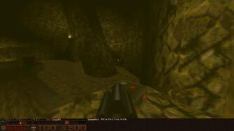E1M4 - the Grisly Grotto (Deathmatch)