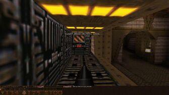 E1M1 - the Slipgate Complex (Deathmatch)