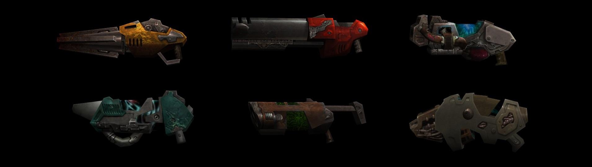 Image - Quake 3 Weapons 2.jpg   QuakeWiki   FANDOM powered ... Quake Vore