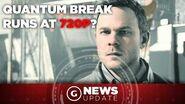 "Quantum Break Reportedly Runs at 720p, Still ""Stunning"" - GS News Update"