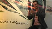 Quantum Break's Abandoned Prototype Had Crazy Time Powers - Interview