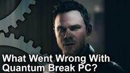 Quantum Break PC Performance GTX 970 vs R9 390 - What Went Wrong?