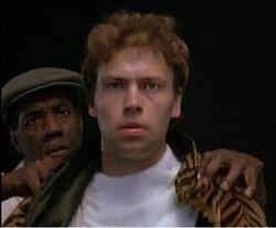 Roger Hewlett as Tiger Joe Jackson