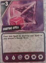 Shapingcard