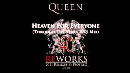 Queen - Heaven For Everyone (Through The Years 2011 Mix by PiotreQ)