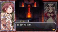 Queen's Gate Spiral Chaos Freetalks Translation Aldra (2 of 2) ( kiss scene)