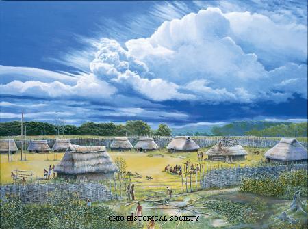 Ancient villagwe