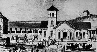 Baltimore and Ohio Railroad Station
