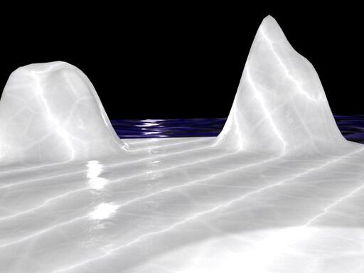 Icey opendoor