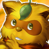 Thunder Raccoon (King) Icon