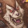 Dark Wolf (Lightning) Icon