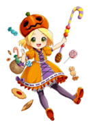 Puff (The sweets fairy) transparent