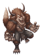 Dark Wolf (Lightning) transparent
