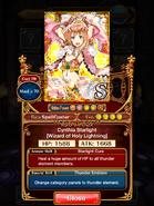 Cynthia Starlight (Wizard of Holy Lightning) info