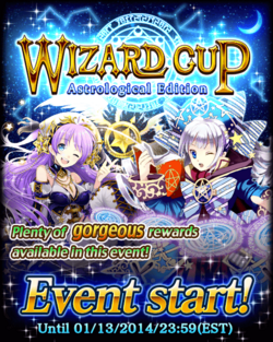 Wizard Cup Astrological Edition Ad
