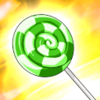 Yellow Candy Icon