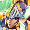 Gaius the Knight (Heavenly Lightning) Icon