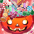 All red candies Icon
