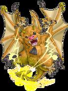 Spark Bat transparent