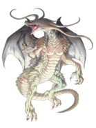 Holy Dragon transparent