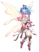 Filly (Guardian of the Water Spirit) transparent