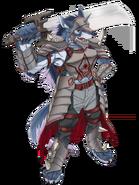 Dreadwolf transparent