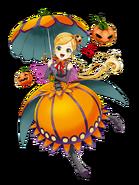 Tabasa (Pumpkin Little Girl) transparent