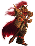 Shadow (The Black Knight) transparent
