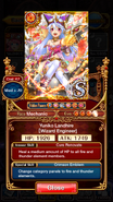 Yuniko Landhire (Wizard Engineer) info