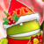 Santa Droid Icon