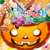 All yellow candies Icon
