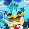 Jump Penguin (Sky Blue) Icon