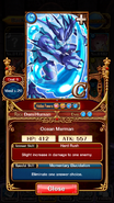 Ocean Merman info