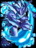 Ocean Merman transparent