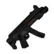 Mp5 submachinegun
