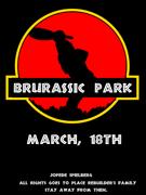 Brurassic Park 300x400