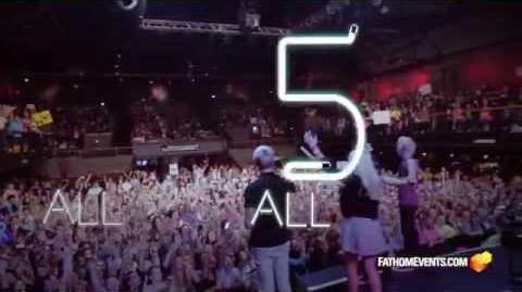 R5 All Day All Night