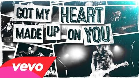 R5 - Heart Made Up On You (Official Lyric Video)-0
