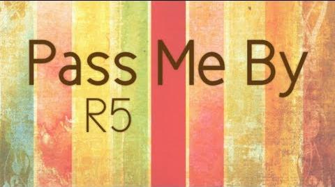 Pass Me By - Lyric Video
