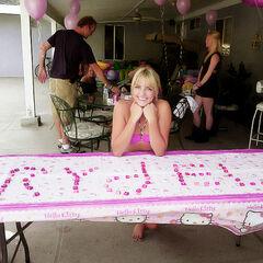 <b>rydel's birthday</b> <i>♥</i>