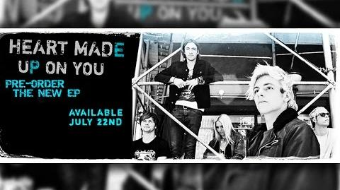 """R5 New EP """"Heart Made Up On You"""" SNEAK PEEK!"""