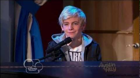 Austin Moon (Ross Lynch) - Not a Love Song HD