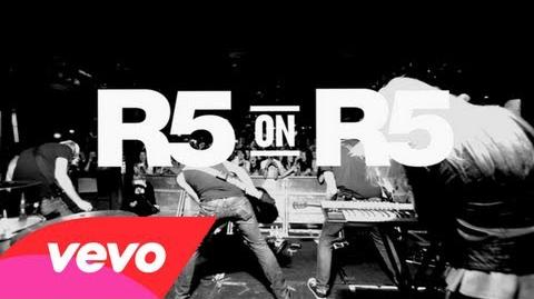 R5 - R5 on R5 The Band