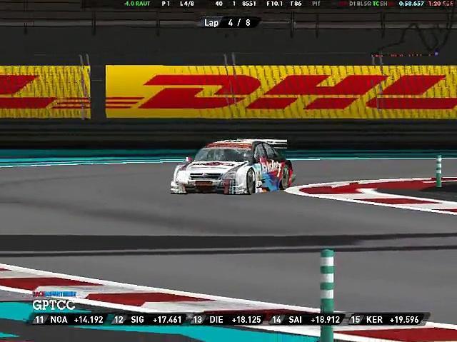 Yas Marina - Race 2